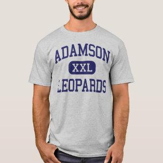 Adamson - Leopards - High School - Dallas Texas T-Shirt