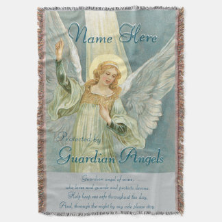 Add a Name | Guardian Angel Blanket