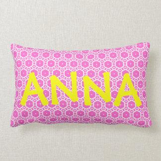 "Add-a-Name Lumbar Pillow (13"" x 21"") Cushions"