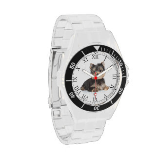 Add a Photo of Your Very Own Pet Watches