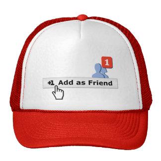 Add as Friend Cap