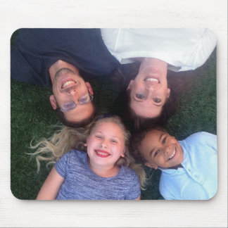 Add Family Picture to Personalise Your Mouse Pad