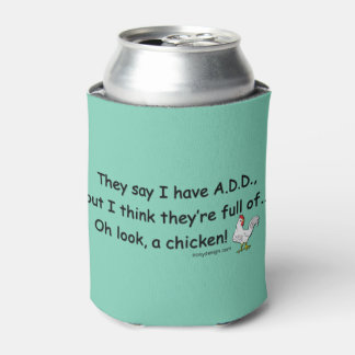 ADD Full of Chickens Can Cooler
