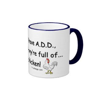 ADD Full of Chickens Mugs