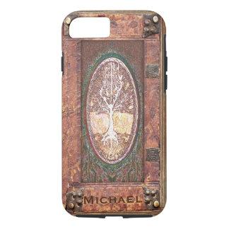 Add Name | Antique Book iPhone 7 Case