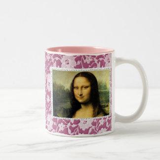 ADD PHOTO IN FRAME-MUG Two-Tone COFFEE MUG