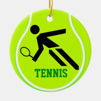 Add Photo Tennis Champs Ornament