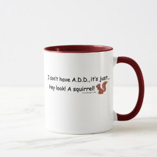 ADD Squirrel Mug