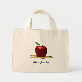 ADD Teacher's NAME Tote Bag