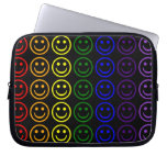 Add Text & Images Gifts: Rainbow Smiley Faces