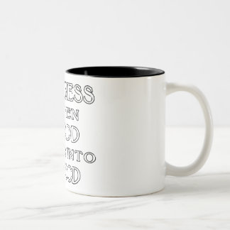 ADD to OCD Two-Tone Coffee Mug