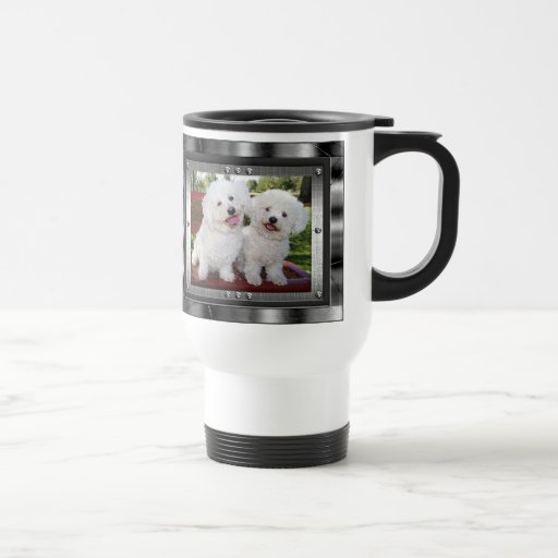 Add Two Pictures Cool Photo Mug