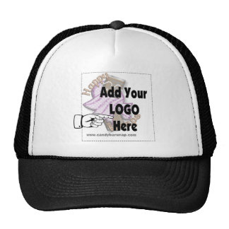 Add Your Company LOGO as Client or Employee Gifts Cap
