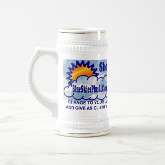 Add your Company Logo on Beer Steins