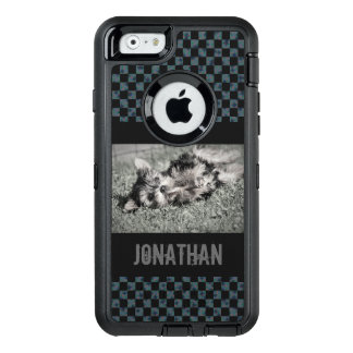 Add Your Favorite Photo & Name - OtterBox Case (b)