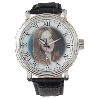 Add Your Girlfriend's Photo to Your Wrist Watch