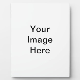 add your image display plaque