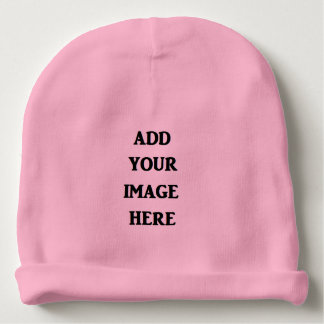 Add your image here Baby Beanie