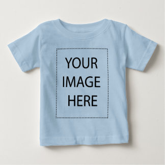 Add Your Image or Text Here - Cust... - Customized Baby T-Shirt