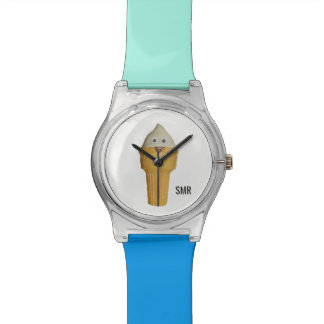 Add Your Initials - Custom Color Ice Cream Watch