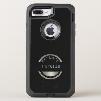 ADD your LOGO Brand Yourself  YOUR Business OtterBox Defender iPhone 8 Plus/7 Plus Case