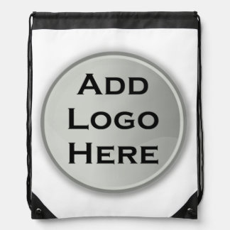 Add Your Logo Corporate Gift Drawstring Backpacks