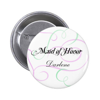 Add Your Maid of Honor s Name Button