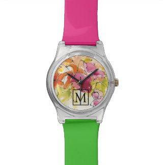 Add Your Monogram | Pattys Plum Watch