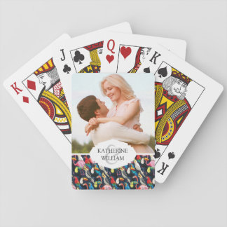 Add Your Name | Exotic birds Playing Cards
