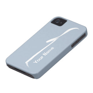 """""""add your name"""" G37 Convertible - Pacific Sky blue Case-Mate iPhone 4 Cases"""