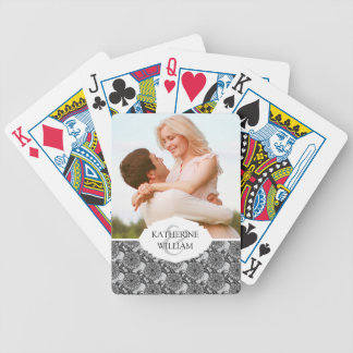 Add Your Name | Style Turtle Pattern Bicycle Playing Cards