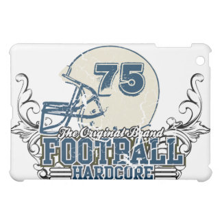Add Your Number Football Helmet  Cover For The iPad Mini