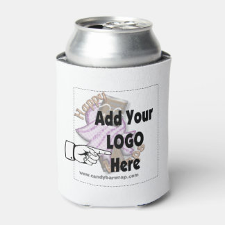 Add your own Company LOGO for gifts Can Cooler