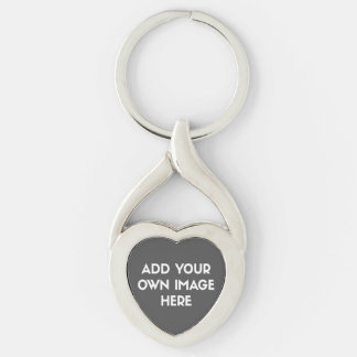 Add Your Own Image/Photo Key Ring