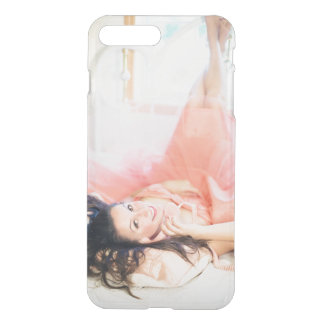 Add your own instagram photo custom upload clear iPhone 7 plus case
