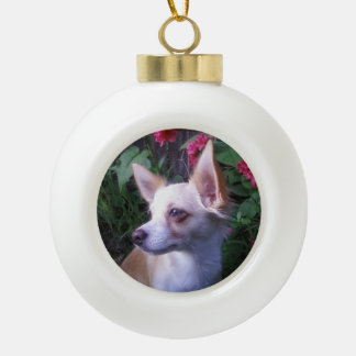 """""""Add-Your-Own Photo"""" Ball Ornament"""