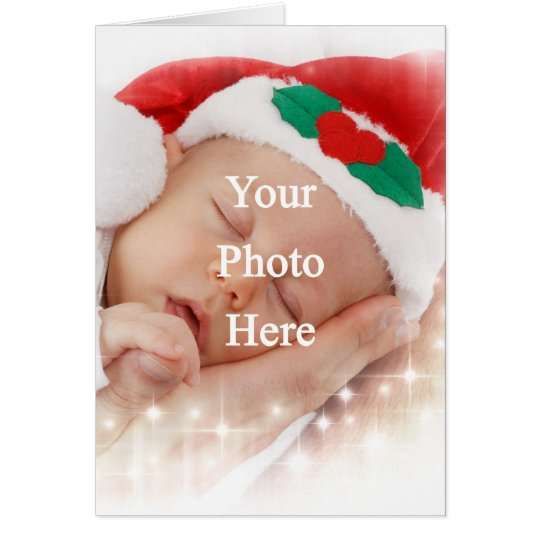 Add your own photo card