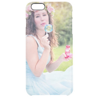 Add your own photo instagram custom upload clear clear iPhone 6 plus case