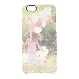 Add your own photo instagram kids custom clear clear iPhone 6/6S case