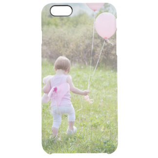 Add your own photo instagram Mother's Day clear Clear iPhone 6 Plus Case