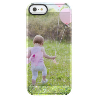 Add your own photo instagram Mother's Day clear Clear iPhone SE/5/5s Case