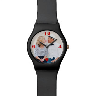 Add Your Own Photo Watch