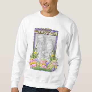 ADD YOUR PHOTO - Easter Egg Cookies Sweatshirt