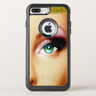 ADD YOUR Photo HERE AWESOME OtterBox Commuter iPhone 8 Plus/7 Plus Case