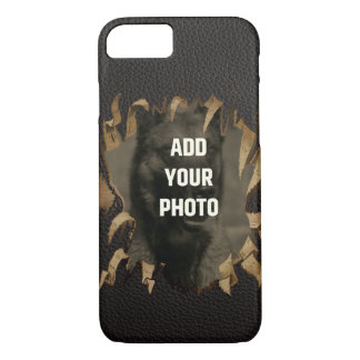 Add your Photo - Malinois iPhone 8/7 Case