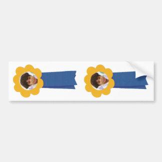 Add your photo reward stickers, bumper sticker