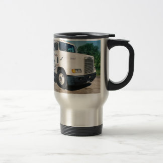 add your semi photo travel mug