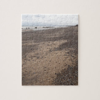 Add your text - Ainsdale Beach in Southport Jigsaw Puzzle