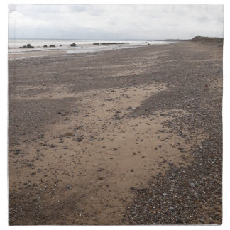 Add your text - Ainsdale Beach in Southport Napkin