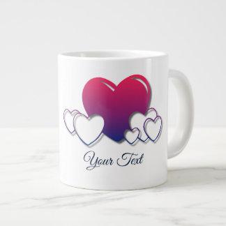 Add Your Text Jumbo Gift  Mug